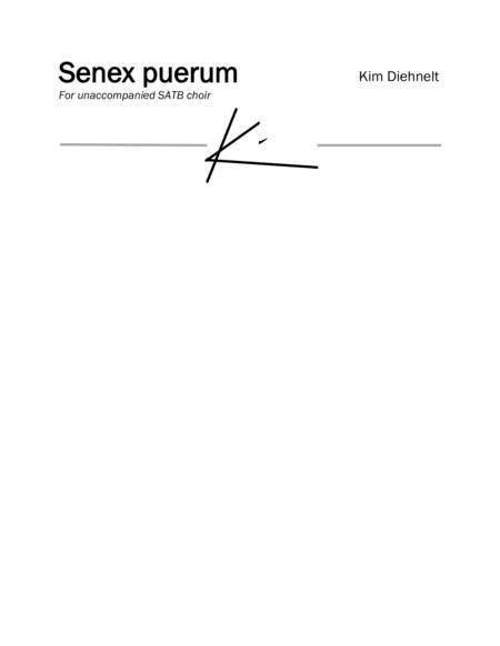 Diehnelt: Senex puerum
