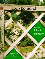 Loch Lomond (Soprano Sax and Piano)