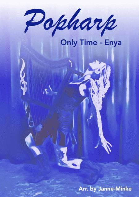 Only Time - harp solo
