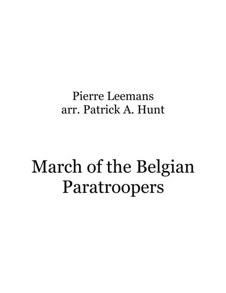 March Of The Belgian Paratroopers (Marche Des Parachutistes Belges)