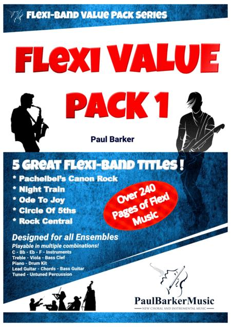 Flexi- Band Value Pack 1
