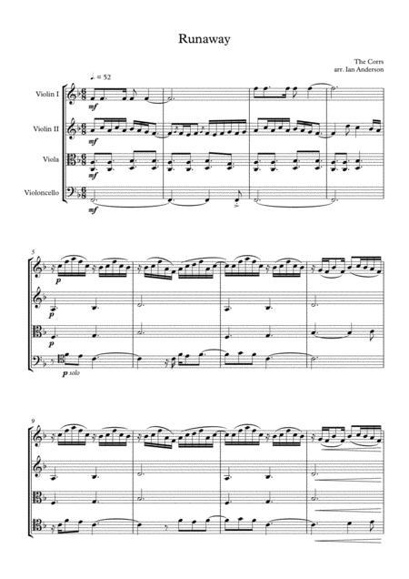 Runaway (string quartet)