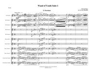 Wand of Youth Suite 1 - Opus 1a