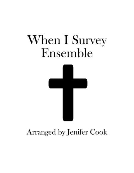 When I Survey Ensemble