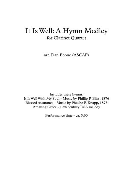It Is Well: A Hymn Medley