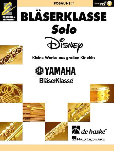 BlaserKlasse Disney - Posaune BC