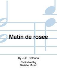 Matin de rosee