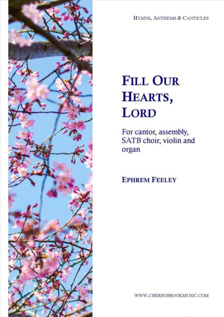 Fill Our Hearts, Lord