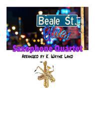 Beale Street Blues (Saxophone Quartet)