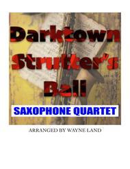 Darktown Strutter's Ball (Sax Quartet)
