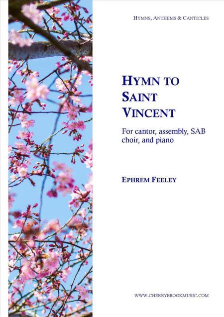 Hymn to Saint Vincent