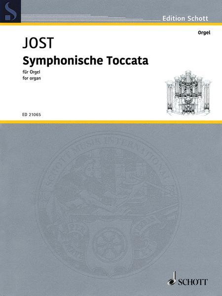 Symphonische Toccata