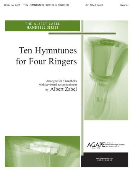 Ten Hymntunes for Four Ringers