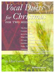 Vocal Duets for Christmas (2 Medium Voices)-Digital Version