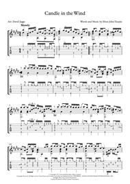 Candle In The Wind (including tablature)