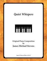 Quiet Whispers - Reflective Piano