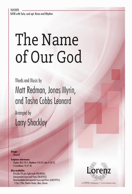 The Name of Our God