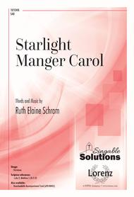 Starlight Manger Carol