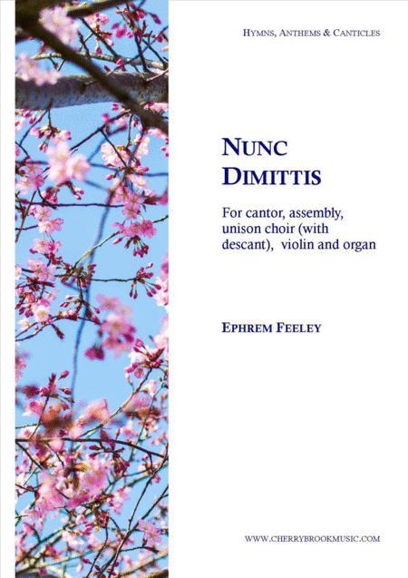 Nunc Dimittis
