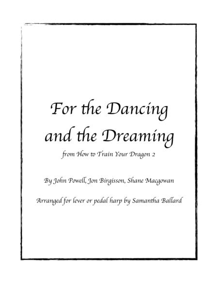For The Dancing And The Dreaming - Lever or Pedal Harp Solo