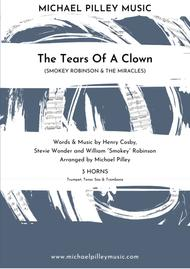 The Tears Of A Clown (Smokey Robinson & The Miracles) 3 Horns