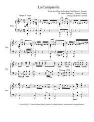 La Cumparsita (Piano Solo)