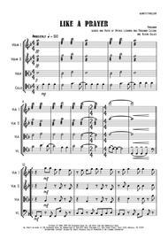 Like A Prayer - String Quartet