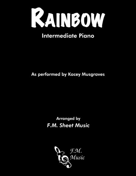 Rainbow (Intermediate Piano)