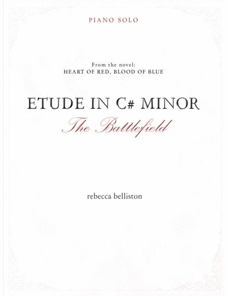 Etude in C# minor: The Battlefield (Piano Solo)