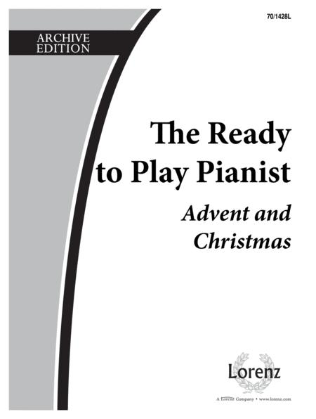 Ready-to-Play Pianist: Advent and Christmas