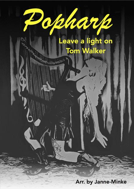 Leave A Light On - harp solo