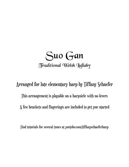 Suo Gan - Elementary Harp Solo