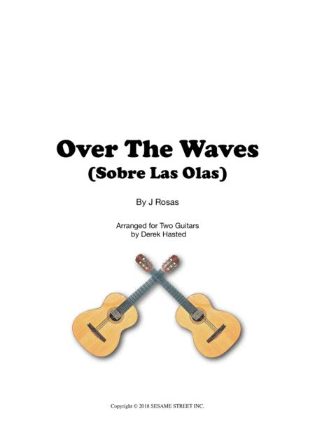 Over The Waves - 2 Guitars