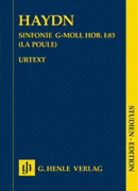 Symphonie in g minor Hob I:83 (La Poule)