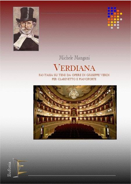 Verdiana Per Clarinetto e Pianoforte