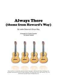 Always There (Howard's Way Theme) - 4 guitars