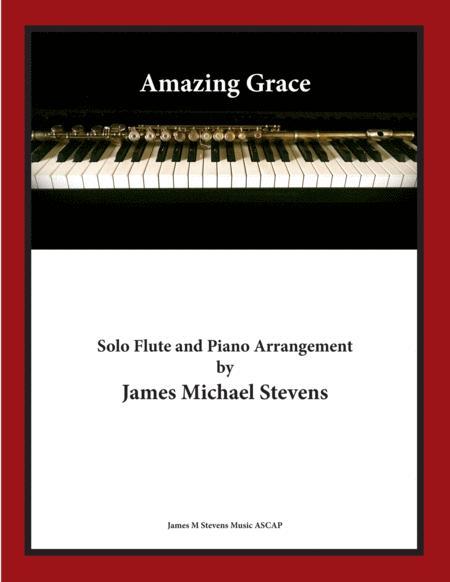 Amazing Grace - Solo Flute & Piano