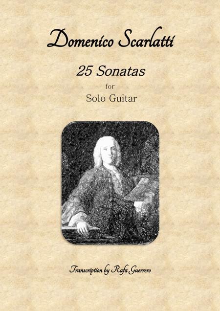 25 Sonatas for Solo Guitar