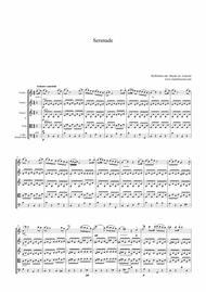 Haydn Serenade for String Orchestra or String Quartet