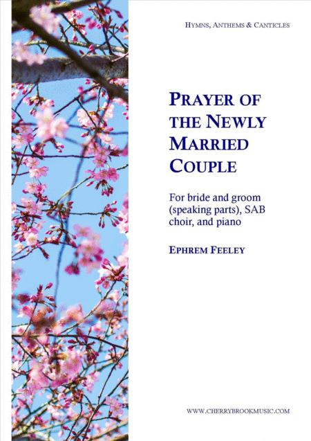 Prayer of the Newly Married Couple