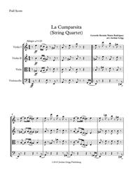 La Cumparsita (String Quartet)