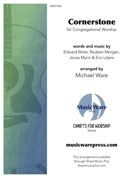 Cornerstone (Charts for Worship)