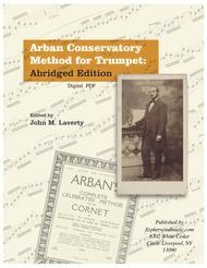 Download Arban Conservatory Method For Trumpet: Abridged PDF Edition