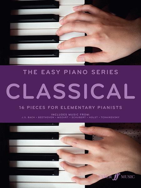The Easy Piano Series -- Classical