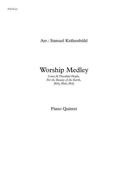 Worship Medley