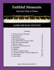 Faithful Moments - Flute & Piano Book