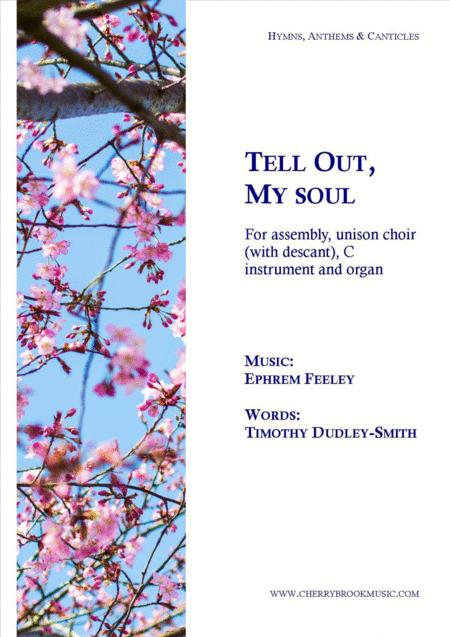 Tell Out, My Soul