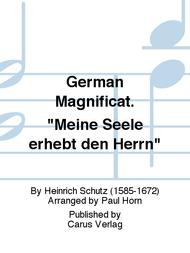 German Magnificat.