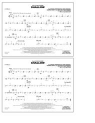 Shallow (from A Star Is Born) (arr. Paul Murtha) - Cymbals