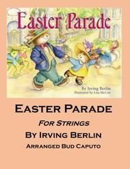 Easter Parade for Brass Quintet